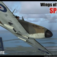 Wings of Power II: Spitfire Patch