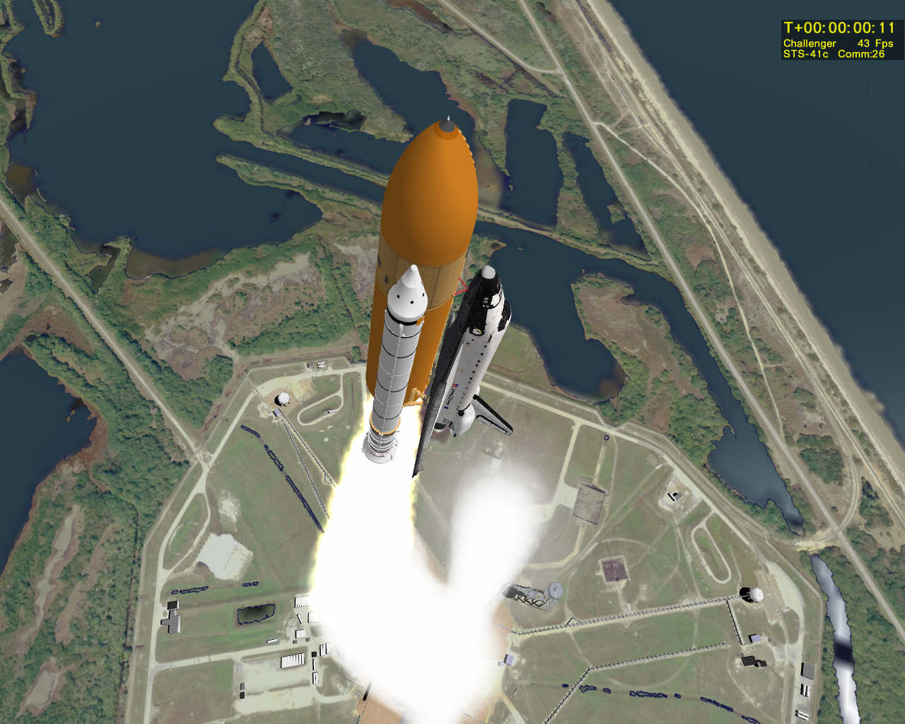 space shuttle simulator free online game - photo #15