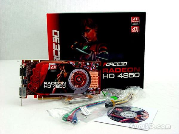 ATI Radeon HD 4850 Review