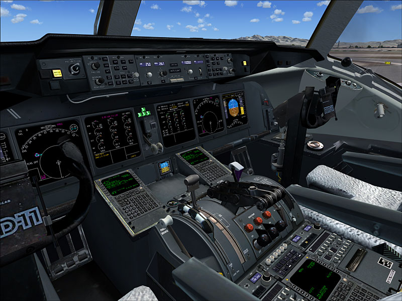 Having issues with pmdg md-11.