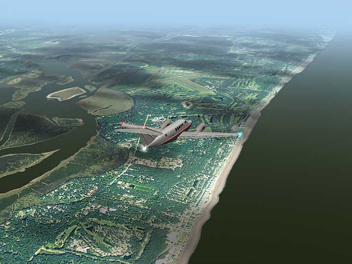 X Plane Scenery