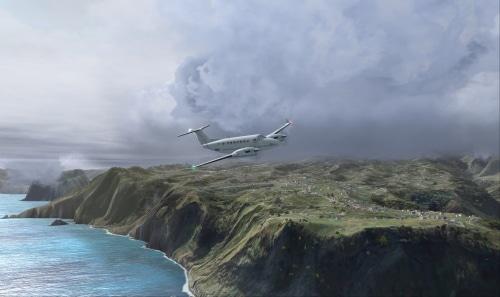Highly detailed aiports LPMA Madeira (AEROPORTO DA MADEIRA) and LPPS