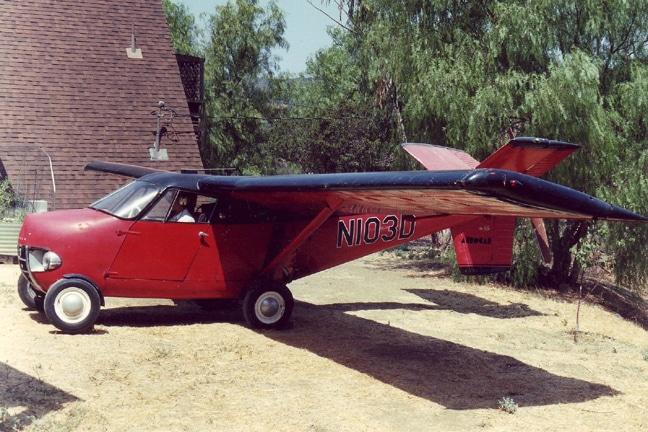 1956 Aerocar N103d