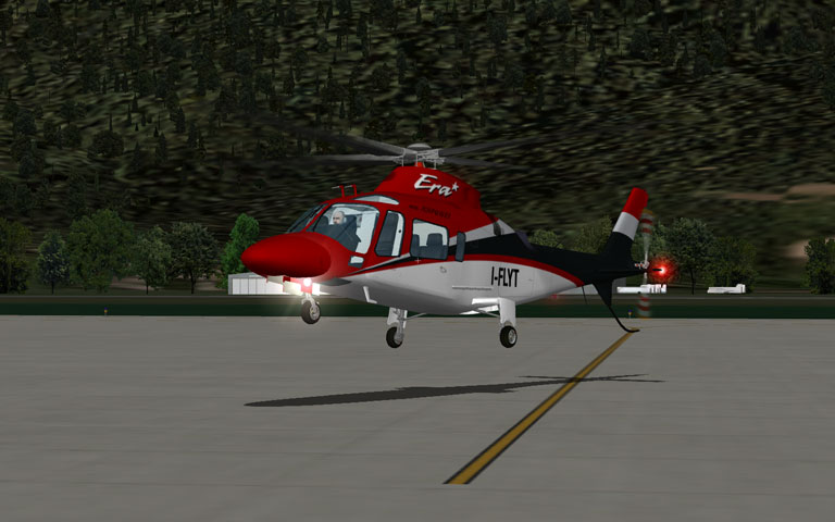 New Helicopter For X Plane