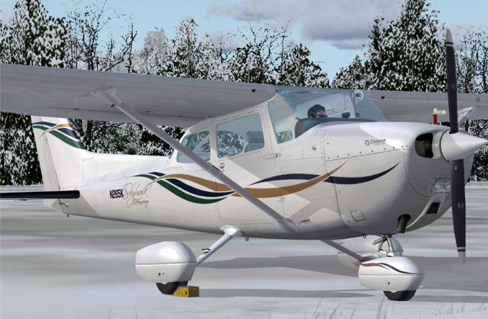 Review: Carenado Cessna 172N Skyhawk II