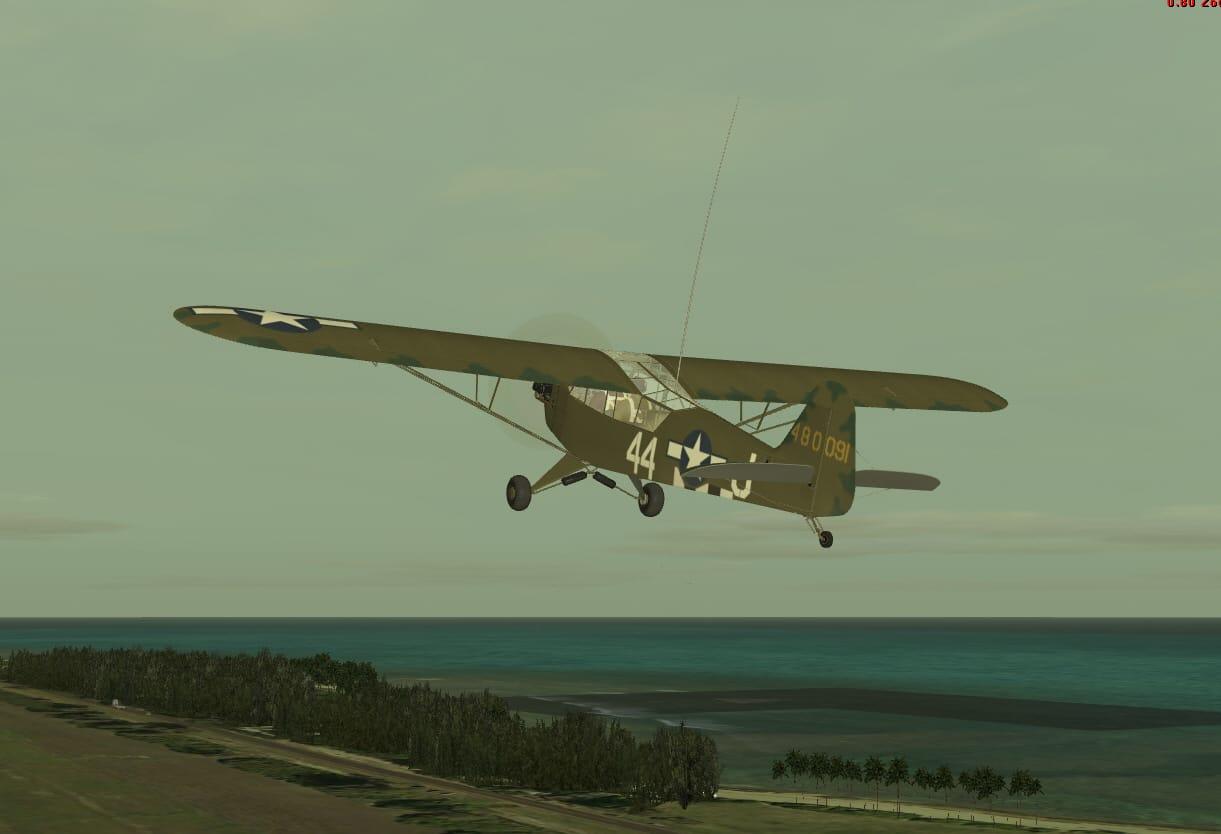 Review: Flight Replicas L-4 (FSX)
