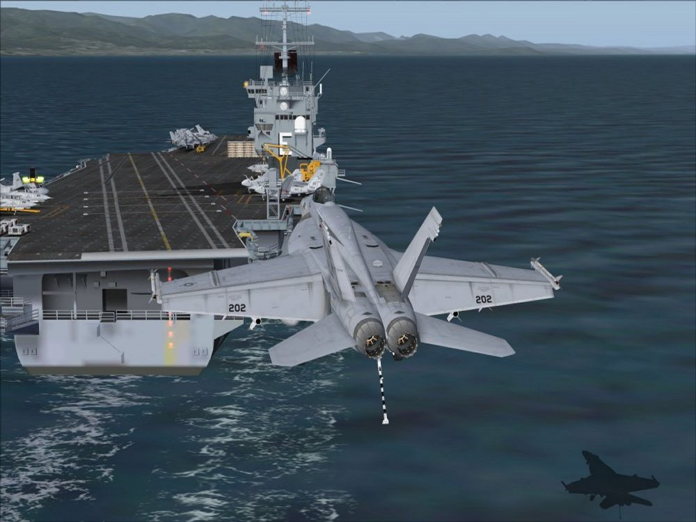 "Review: VRS F/A 18E ""Superbug"" 