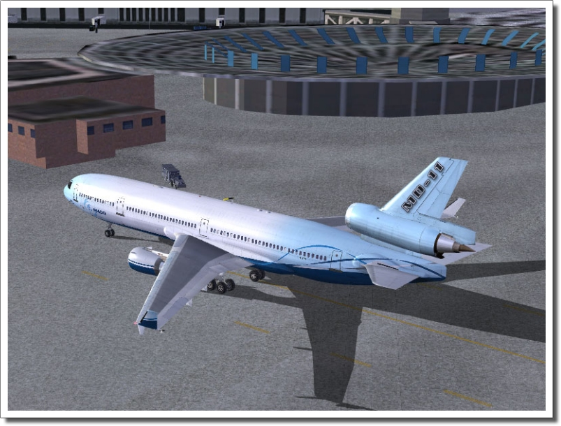 Boxed' PMDG MD-11 Now On simMarket