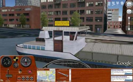 ships_canal_barge_in_rotterdam_berth