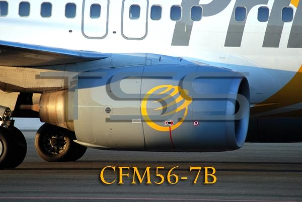 TSS Boeing 737NG CFM56 7B Soundpack