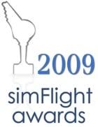 simFlight Award - 2009 - 140px - reflection