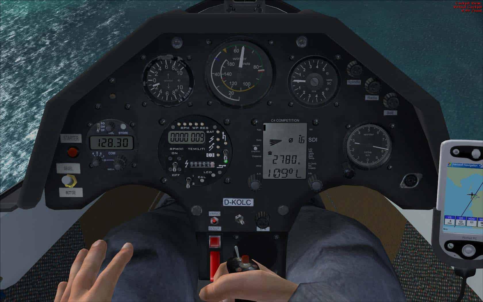 aerosoft discus glider