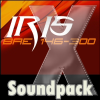 Iris-BAE146Soundpack100x100n3a
