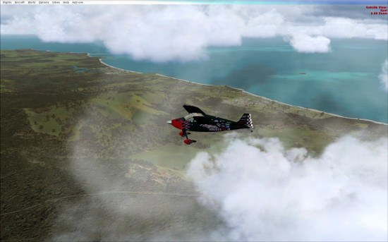 Pic 26 Flying in the clouds 2