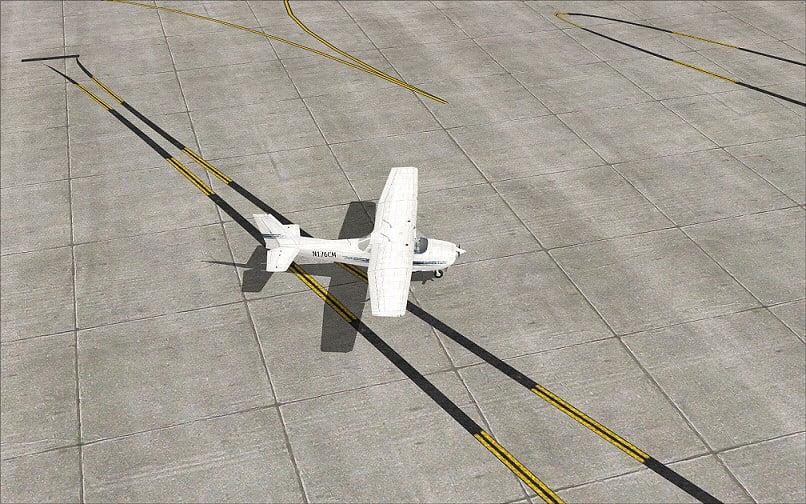 FSX ZINERTEK Ultimate Airport Environment X
