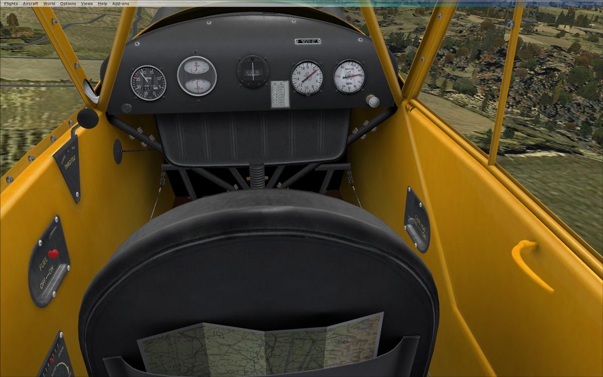 Review A2a Simulations Piper Cub The Definitive J 3 Cub