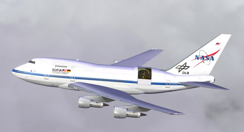 NASA Sofia 747 (page 4) - Pics about space