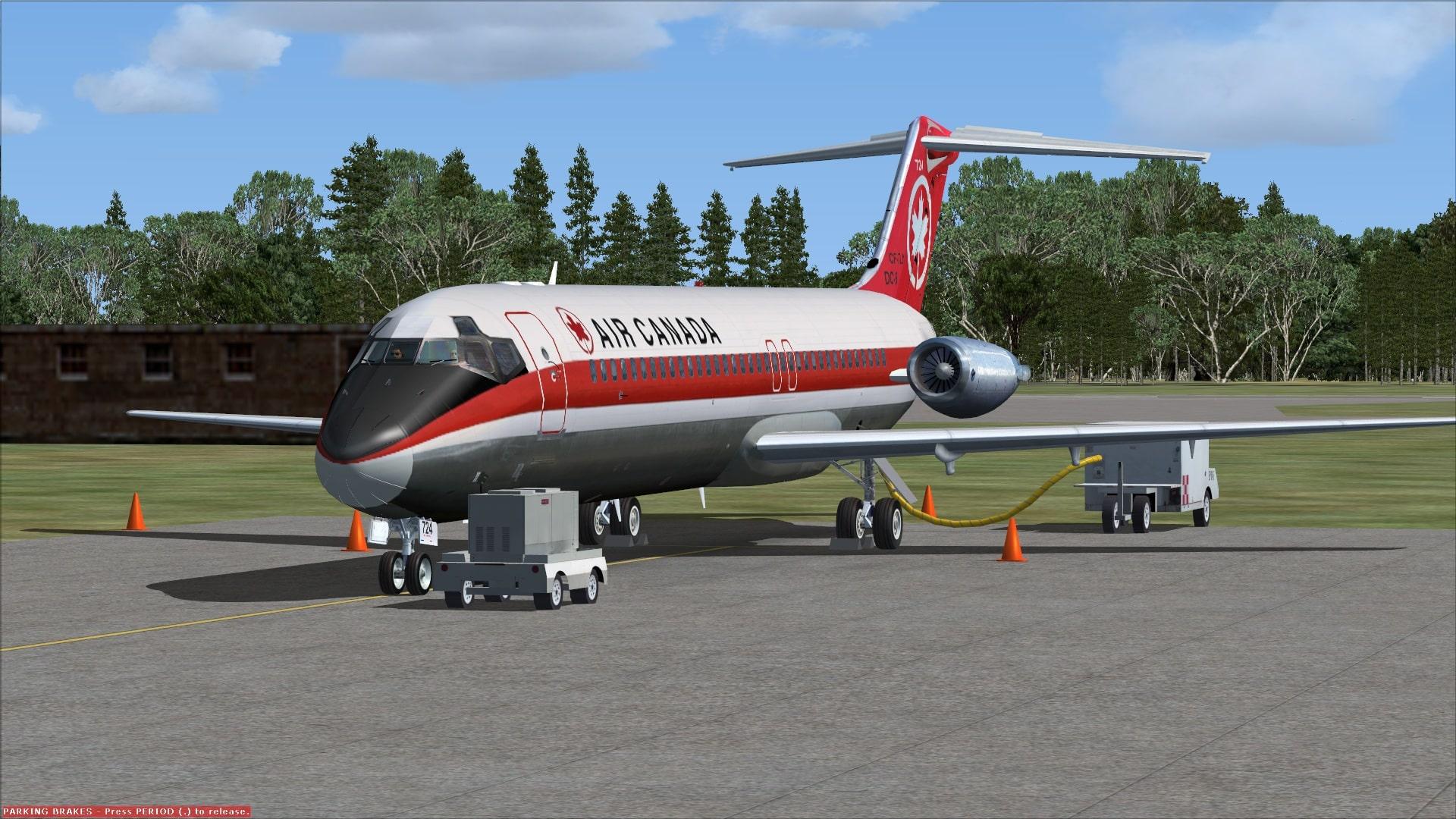 Review Sky Simulations Mcdonnell Douglas Dc 9 For Fs2004