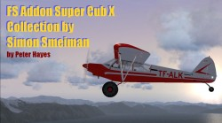 Review: FS Addon Super Cub X