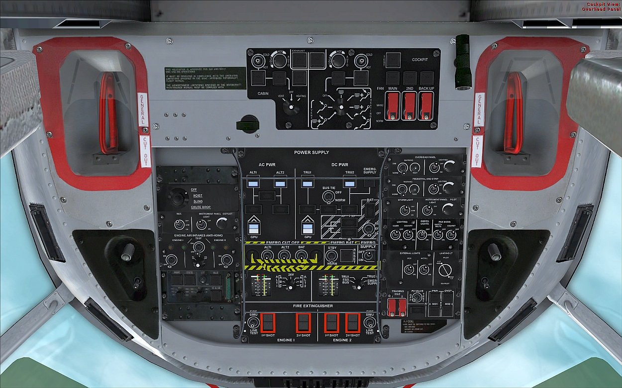 Review Nemeth Designs Eurocopter As332 L2 Superpuma