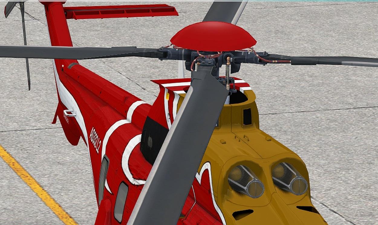 Review: Nemeth Designs – Eurocopter AS332 L2 SuperPuma