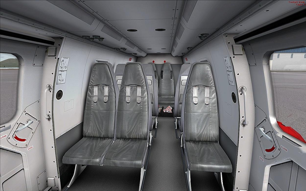 Review Nemeth Designs Eurocopter As332 L2 Superpuma