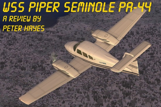 WSS Piper Seminole review