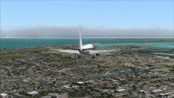 FS2004-On final to 15R