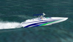 Review: DS – FSX Powerboats