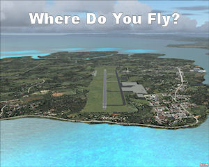 Where Do You Fly?