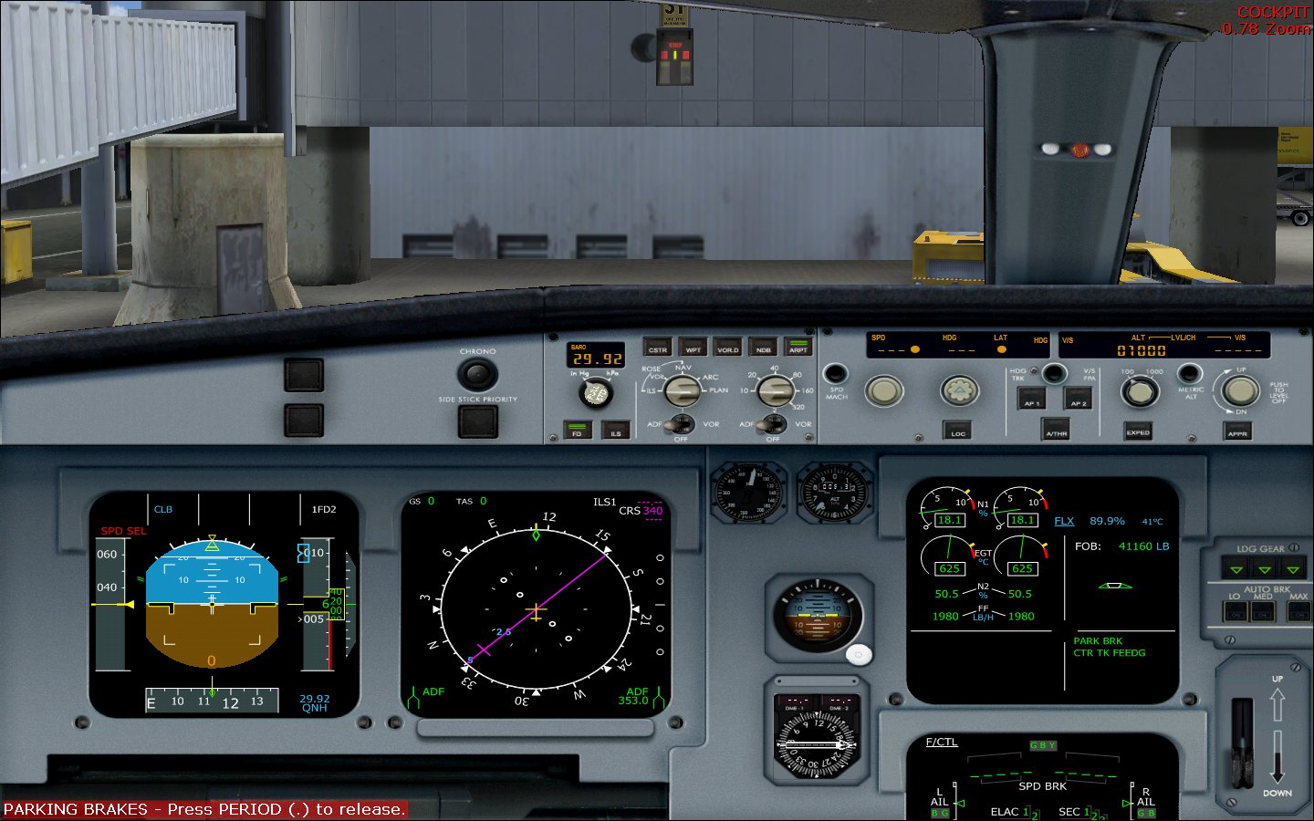 Review Part1: Airbus Vol1 Deluxe (FS2004 Version) | Name ...