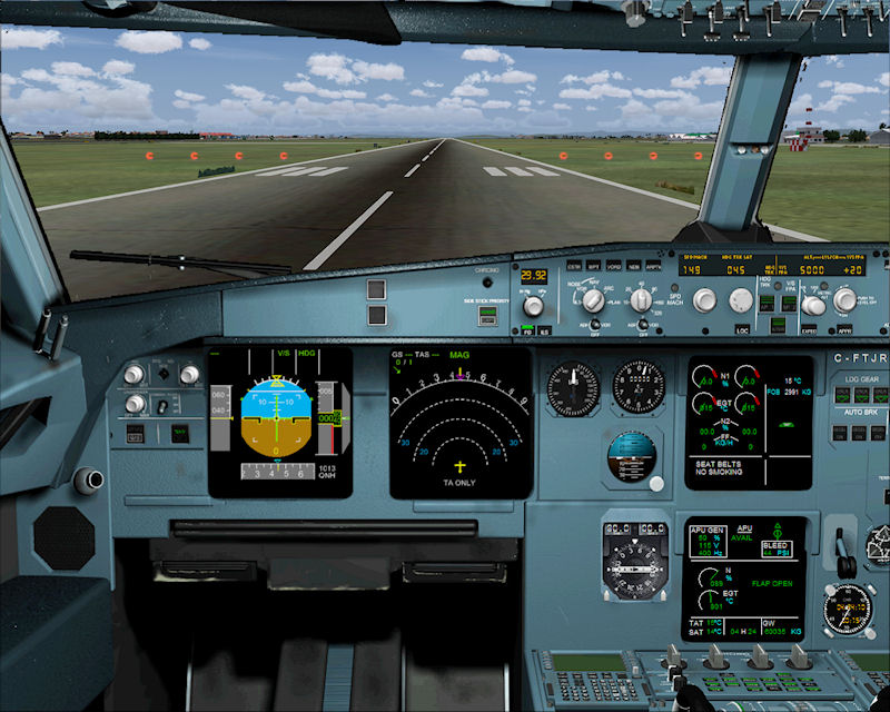 how to add throttle pedestal view to pmdg 737