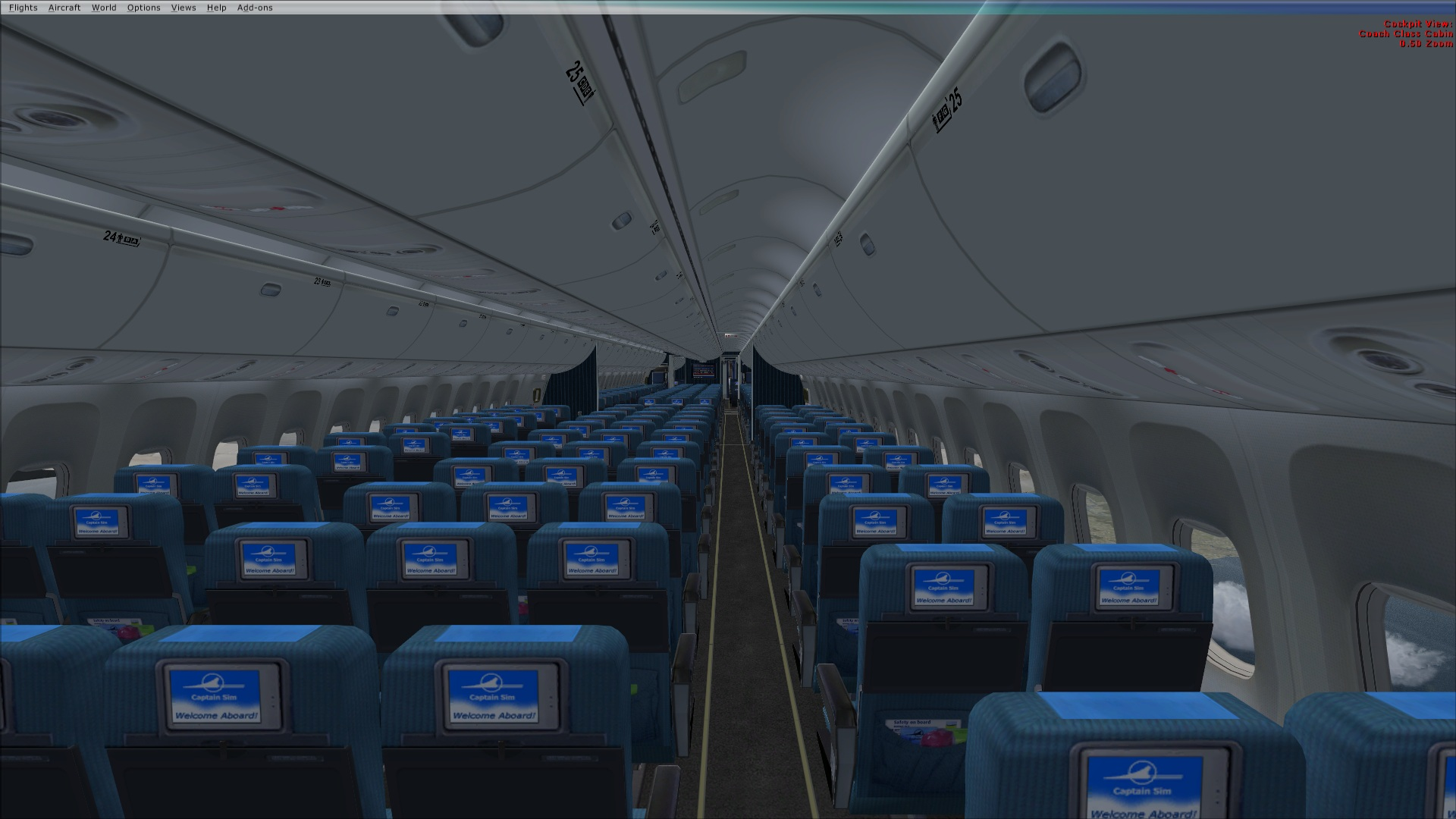Review: Captain Sim 767 Base and expansions | The Boeing ...