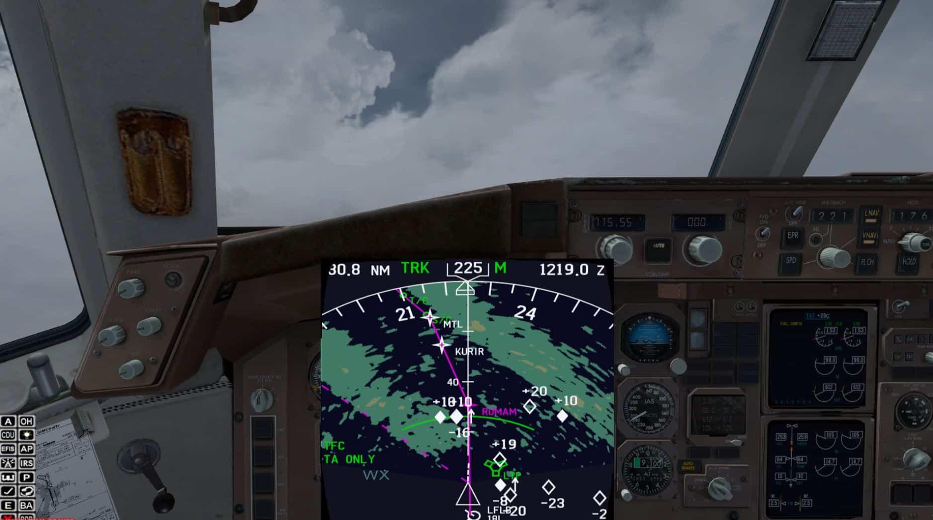 Fsx Weather Radar Addon - workerxilus