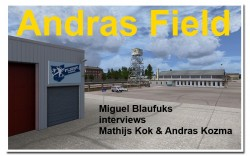 Interview with M.Kok & A.Kozma on new Andras Field project