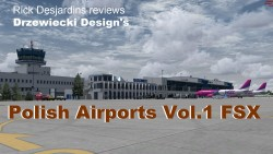 Review: Polish Airports Vol 1