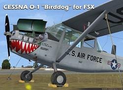 cessna o-1 bird dog fsx