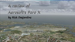 Review: Aerosoft's Faro X