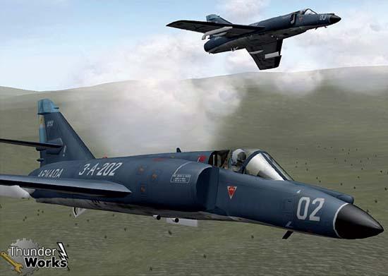 Test de lock on: air combat simulation sur pc par jeuxvideo. Com.
