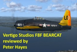 Review: VERTIGO STUDIOS – F8F BEARCAT
