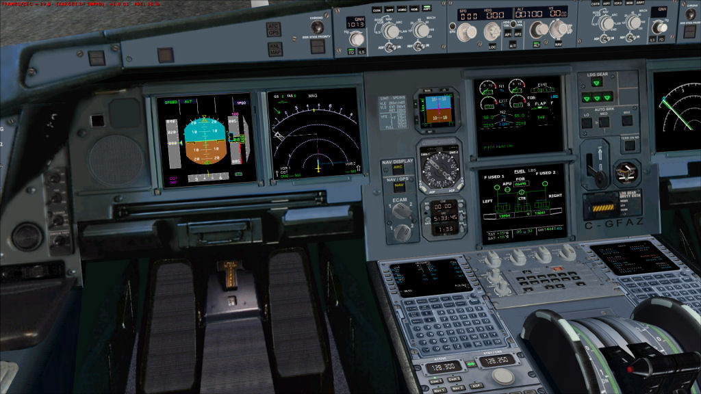 download free front panel pdf a320