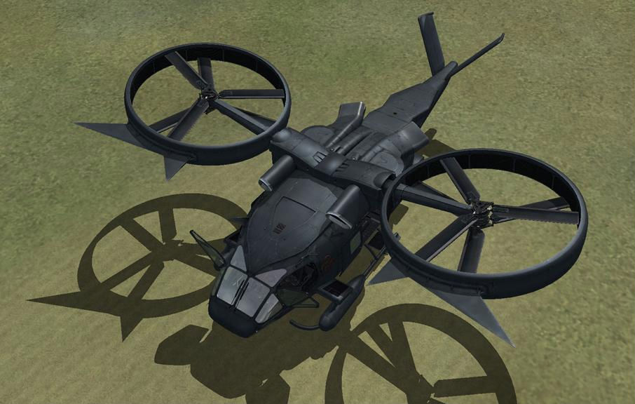 FSX - Nemeth Designs - Aerospatiale SA-2 Samson