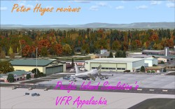 Review: PACIFIC ISLANDS SIMULATION – VFR APPALACHIA