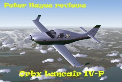 Review: ORBX – LANCAIR IV-P