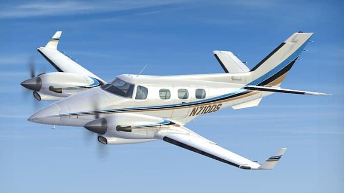 Beechcraft Duke Turboprop Beechcraft B60 Duke That