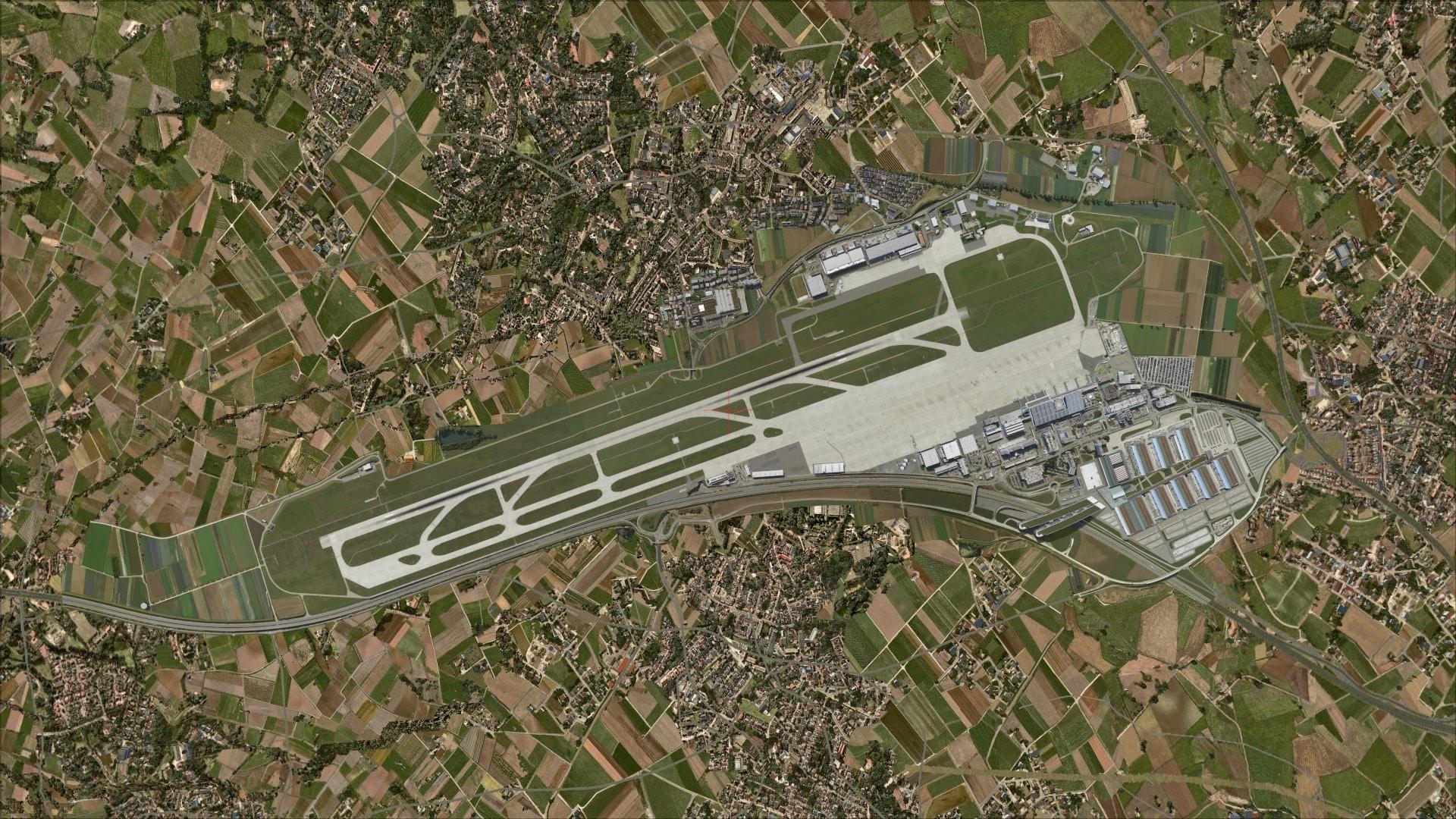 FSX- Aerosoft German Airport Stuttgart