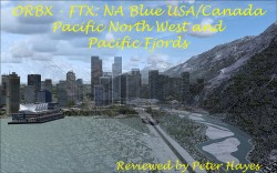 Review: Orbx – FTX: NA Blue USA/Canada  Pacific North West and Pacific Fjords