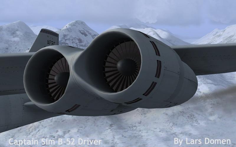 B-52 Engine details