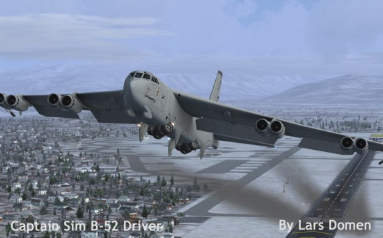 Overview of the B-52 Exterior