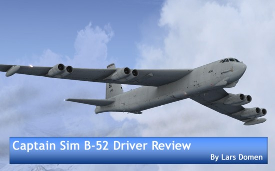 Cover for the B-52 Review